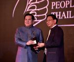 "THAILAND-BANGKOK-""2016 PEOPLE'S CHOICE"" AWARDS-AWARDING CEREMONY"