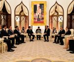 THAILAND BANGKOK PM OMAN FM MEETING