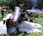 THAILAND TAK MILITARY AIRCRAFT  CRASH