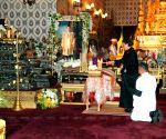 THAILAND BANGKOK KING BHUMIBOL FUNERAL RITE
