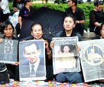 THAILAND BANGKOK KING BHUMIBOL DEATH MOURNING