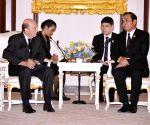 THAILAND BANGKOK PRAYUTH U.S. WILBUR ROSS MEETING