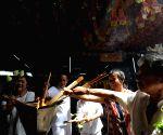THAILAND BANGKOK VEGETARIAN FESTIVAL PREPARATION
