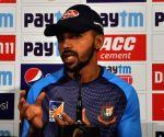 Mominul Haque's press conference