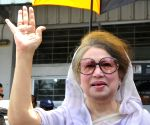 Khaleda Zia seeks stay on orphanage graft case verdict