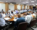 Dhaka (Bangladesh): Sheikh Hasina during a Cabinet Meeting