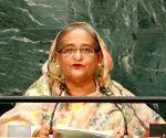 File Photo: Sheikh Hasina
