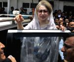 BANGLADESH DHAKA EX PM COURT HEARING