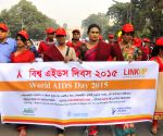 BANGLADESH-DHAKA-WORLD AIDS DAY