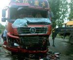 CHINA HENAN BAOFENG TRAFFIC ACCIDENT
