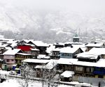 Moderate to heavy snow, rain forecast for J&K