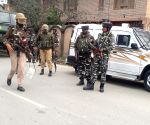 Two militants killed in Kashmir