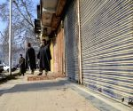 Separatist shutdown paralyses life in Kashmir Valley