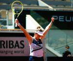 Barbora remembers late coach Jana Novotna in moment of glory