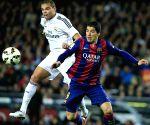 Barcelona (Spain):  La Liga FC Barcelona vs Real Madrid C.F.