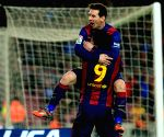 (SP)SPAIN BARCELONA SOCCER KING'S CUP BARCELONA VS VILLAREAL