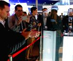 SPAIN BARCELONA MOBILE WORLD CONGRESS OPENNING