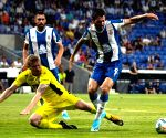 SPAIN-BARCELONA-SOCCER-EUROPA LEAGUE QUALIFIER-ESPANYOL VS STJARNAN