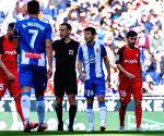 SPAIN-BARCELONA-SOCCER-LA LIGA-RCD ESPANYOL VS SEVILLA