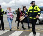 SPAIN-BARCELONA-AIRBUS A320 CRASH-FAMILY MEMBERS