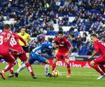 SPAIN-BARCELONA-LEAGUE-RCD ESPANYOL VS GETAFE CF