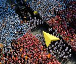 Spanish court jails Catalan leaders for sedition