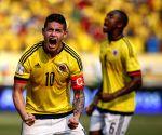 COLOMBIA BARRANQUILLA SOCCER COLOMBIA VS ECUADOR