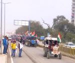 Guidelines for tractor rally: No weapons, no provocative slogans