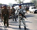 Security forces surround Haryana sect leader's complex