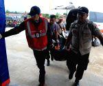 INDONESIA BATAM SPEEDBOAT ACCIDENT