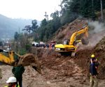 CRPF officer, driver killed in landslide on Jammu-Srinagar NH