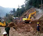 CRPF officer, driver killed in landslide on Jammu-Srinagar NH
