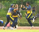 Vijay Hazare Trophy - Karnataka Vs Hyderabad