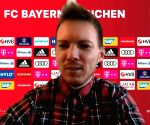 Bayern's Nagelsmann trapped in curious home-office coaching