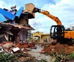 BBMP's demolition drive