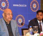 BCCI press conference