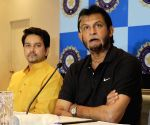 Sandeep Patil announces Indian team for Sri Lanka cricket tour