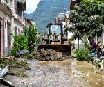 CHINA BEICHUAN FLOOD AFTERMATH