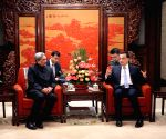 CHINA BEIJING LI KEQIANG INDIA MEETING