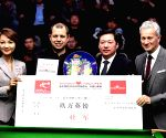 CHINA BEIJING SNOOKER CHINA OPEN