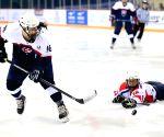 CHINA-BEIJING-ICE HOCKEY-IIHF-WOMEN'S WORLD CHAMPIONSHIP-DIVISION 1 GROUP B