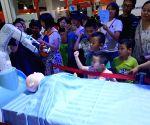(BeijingCandid)CHINA-BEIJING-WORLD ROBOT EXHIBITION