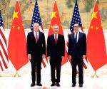 CHINA U.S. TRADE DIALOGUE