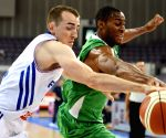 CHINA-BEIJING-BASKETBALL-STANKOVIC CONTINENTAL CUP 2016-FRANCE VS NIGERIA