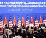 Sixth Round of China-U.S. Strategic and Economic Dialogue