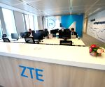 ZTE showcases under-display facial recognition system