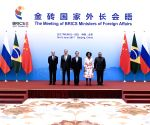 CHINA BEIJING BRICS FM MEETING