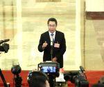 CHINA BEIJING NPC MINISTERS INTERVIEW