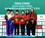 CHINA-BEIJING-DIVING-FINA DIVING WORLD SERIES 2019