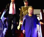 CHINA BEIJING CHILE PRESIDENT ARRIVAL